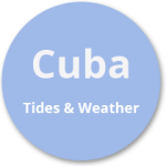 Cuba Tides and Weather