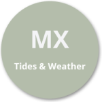 Mexico Tides and Weather